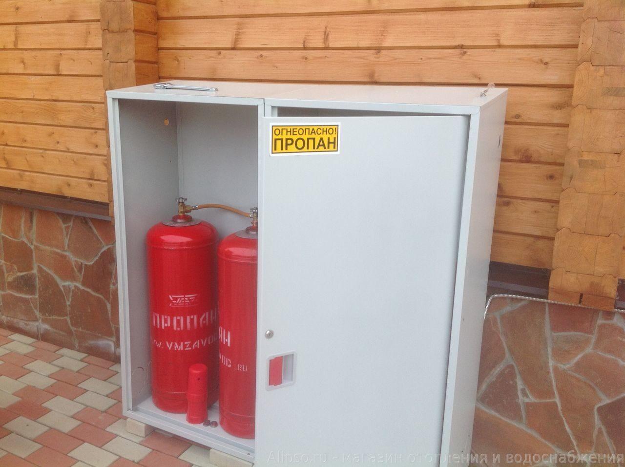 Самодельный газовый котел: делаем своими руками