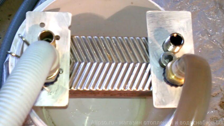 Смета на кислотную промывку теплообменника теплообменник т2 9986195